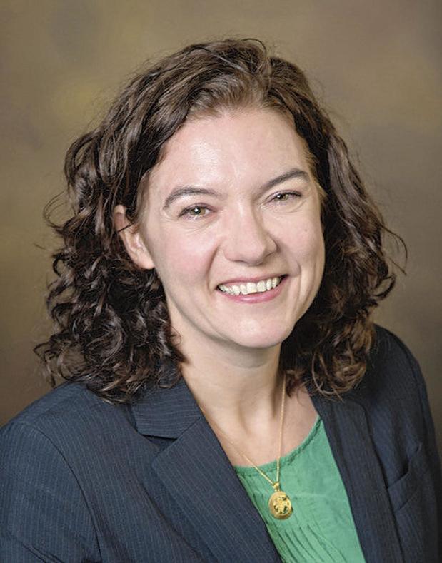 Valerie Trouet, klimaatexpert aan de University of Arizona, in een opiniestuk in De Tijd