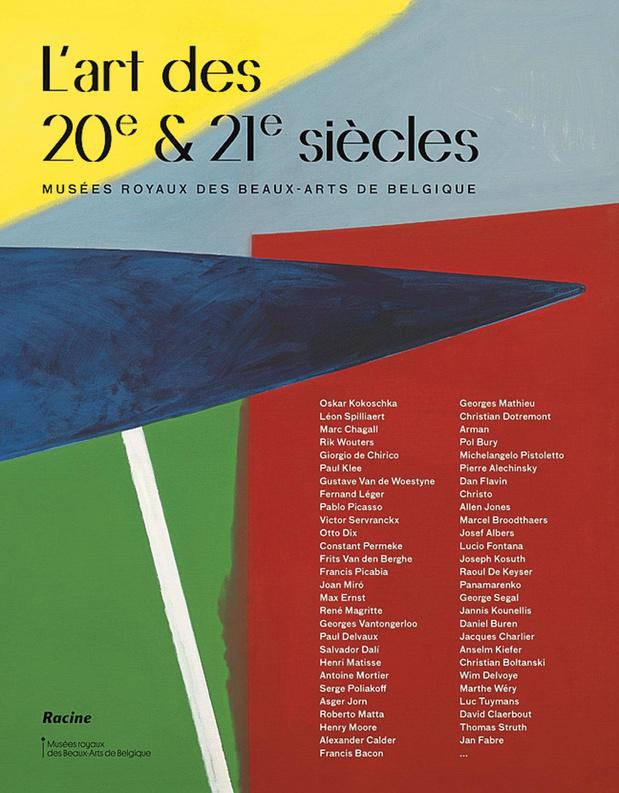 L'Art des 20e et 21e siècles
