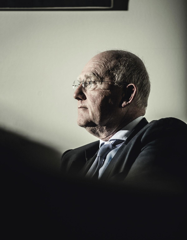 Max Jadot (CEO BNP Paribas Fortis) opvallend positief: 'Ik zie de ondernemers vechten voor hun bedrijf en hun mensen'