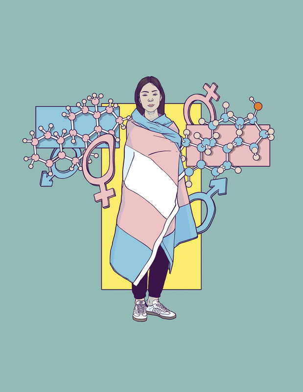 Transgenre: ado et déjà en transition