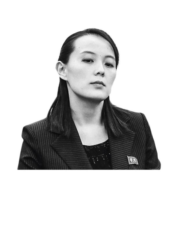 Kim Yo-jong - Zus spreekt grove taal