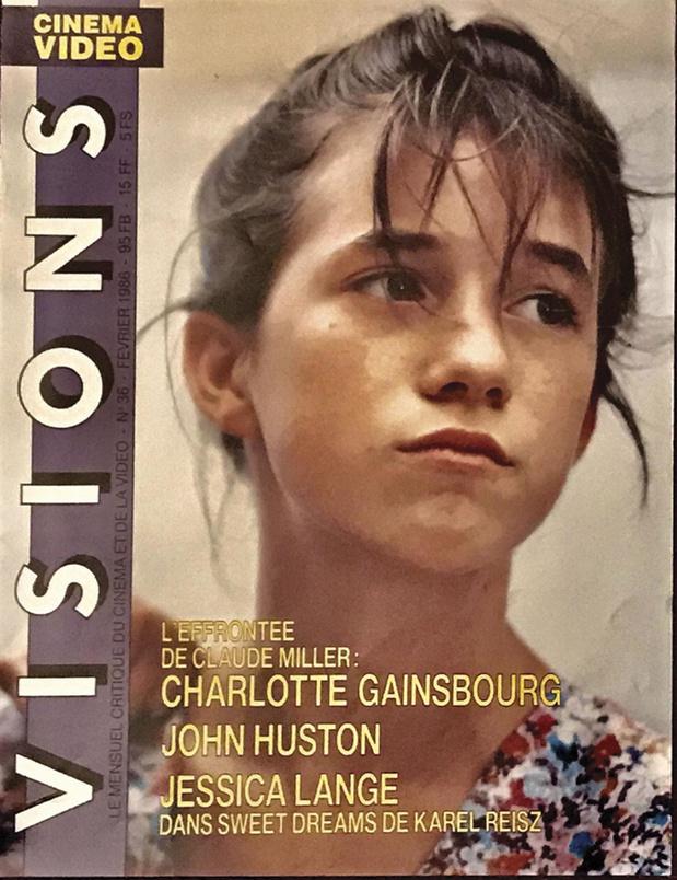 Visions, revue belge de cinéma
