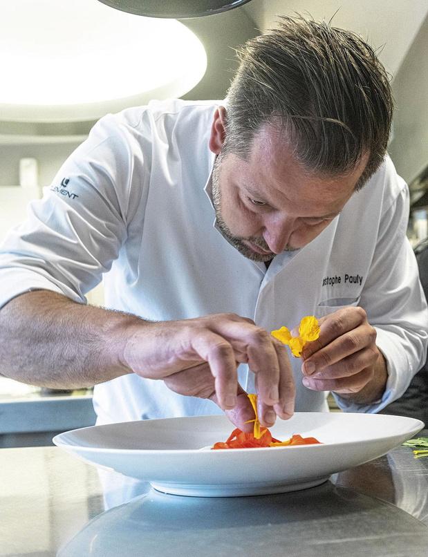 Cent nuances de goûts: dans les cuisines du chef Christophe Pauly