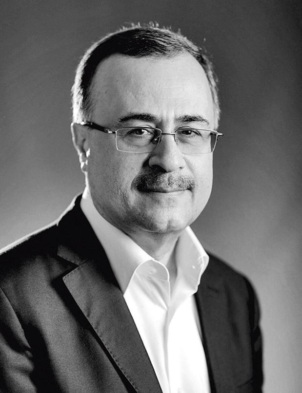 Amin Nasser, de CEO van Saudi Aramco, dat zijn productiecapaciteit voor olie wil optrekken van 12 tot 13 miljoen vaten per dag.