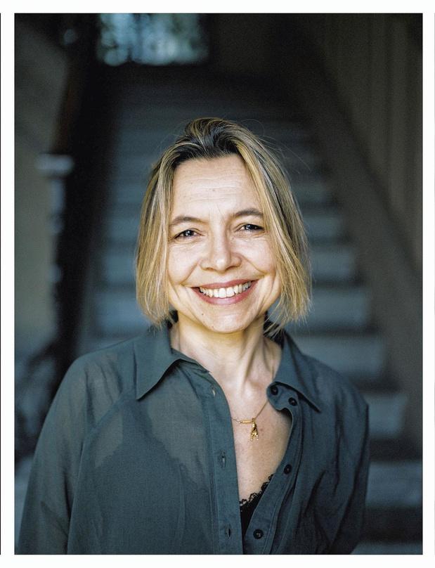 """Alexandra Schwartzbrod, romancière: """"Qu'ils croient, OK, mais qu'ils ne rejettent pas les non-croyants"""""""