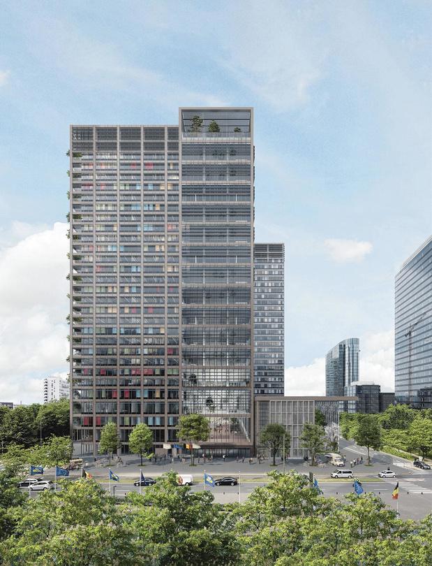 Brusselse vastgoedmarkt zoekt oplossingen voor verouderd aanbod