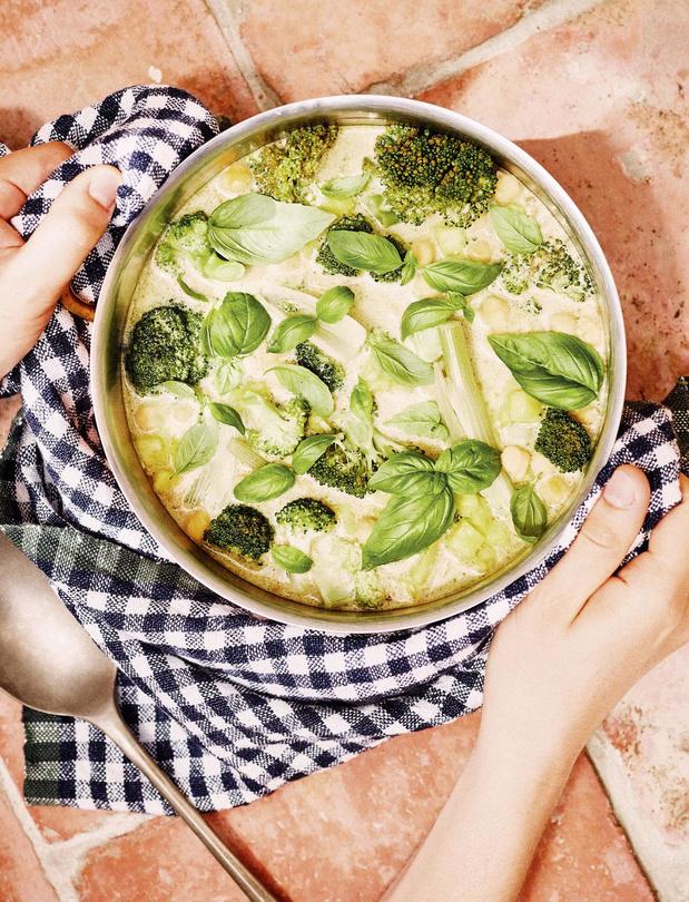 Curry végétal