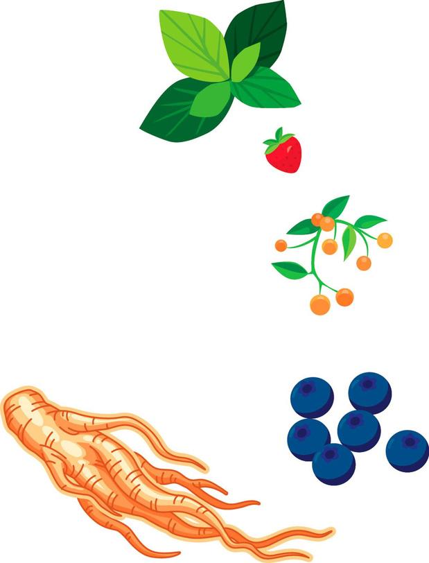 Als voedingssupplementen schoonheidsproducten worden