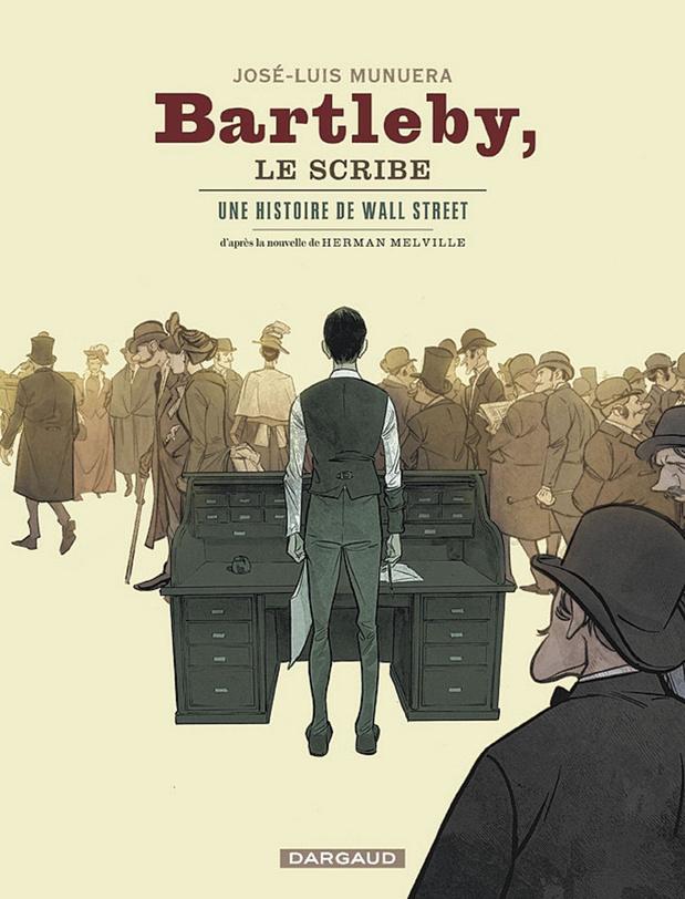 Bartleby, le scribe