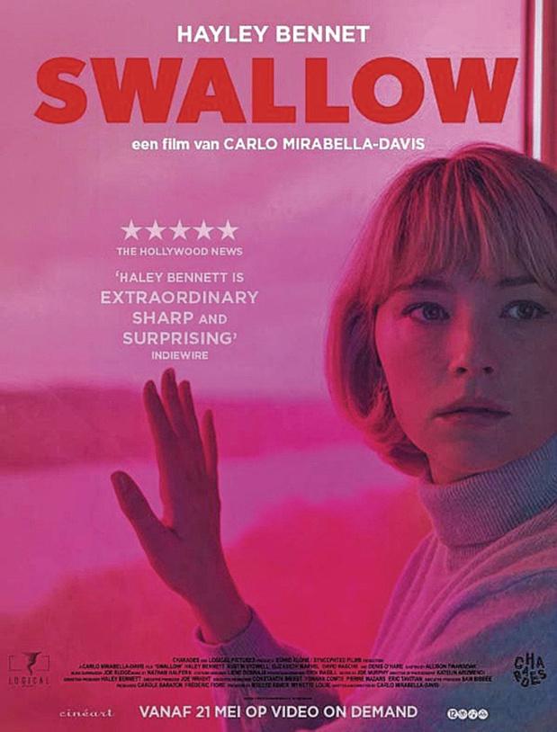 5x VOD Swallow