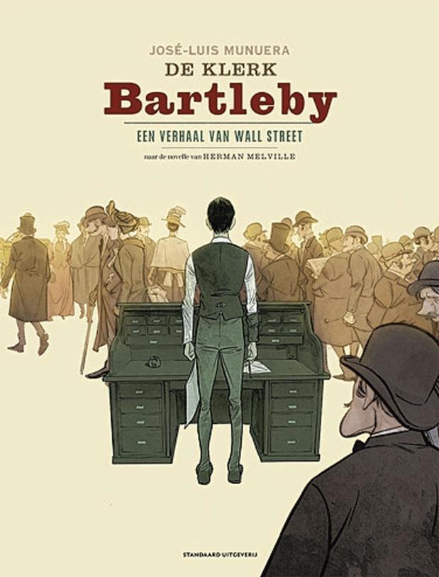 De klerk Bartleby - Een verhaal van Wall Street