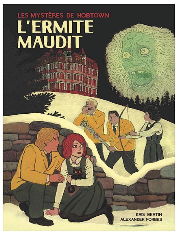 Les Mystères de Hobtown - T. 2: L'Ermite maudit