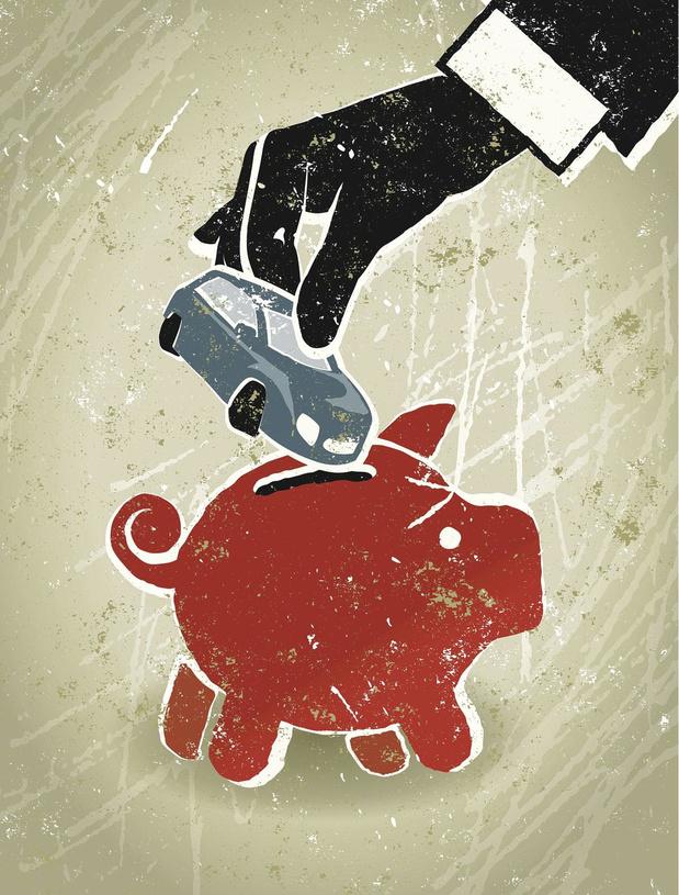 Lenen of leasen? Een autolening kost ook geld