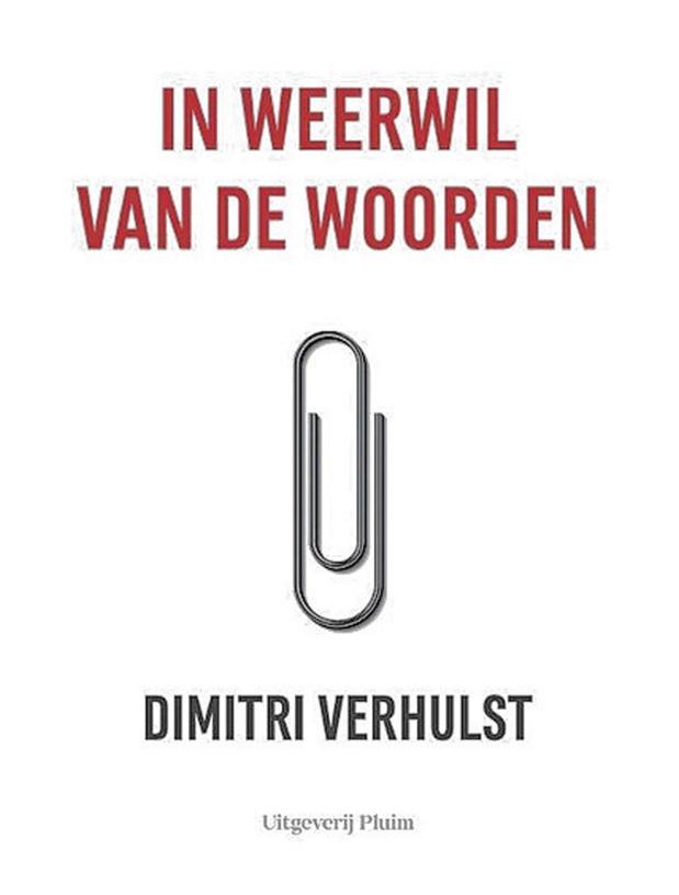 5x boek Dimitri Verhulst