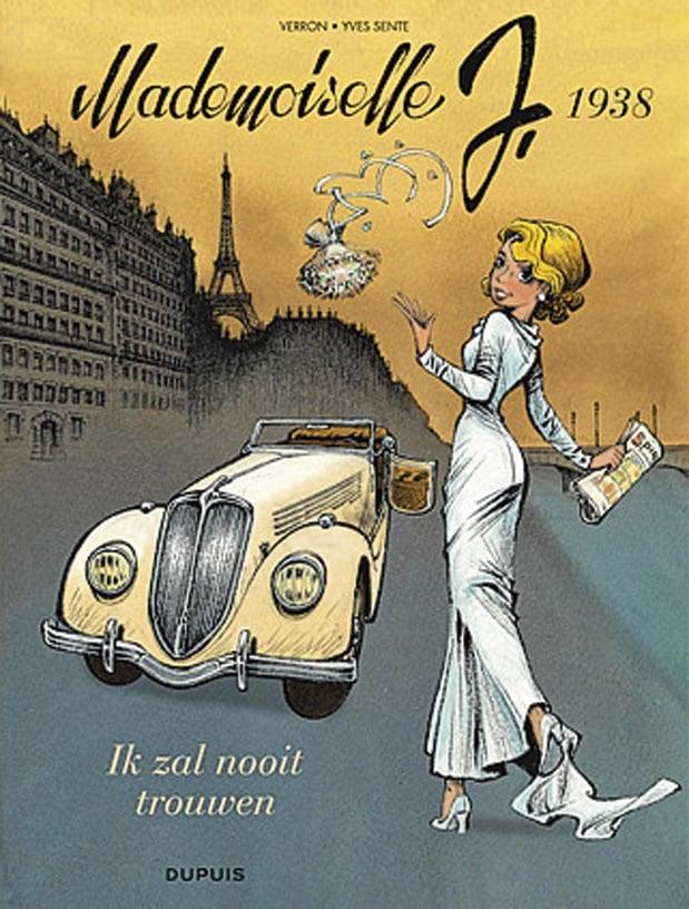 Ik zal nooit trouwen (Mademoiselle J. 2)