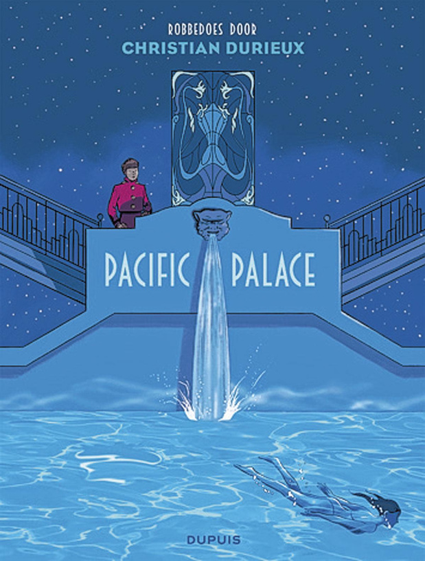 Pacific Palace (Robbedoes door)