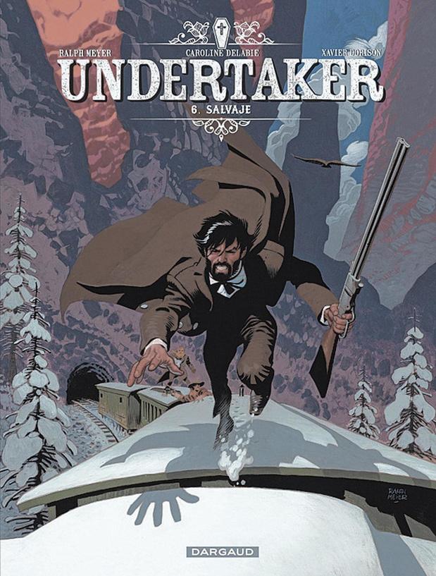Undertaker t. 6