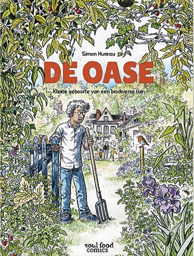 De oase - Kleine geboorte van een biodiverse tuin