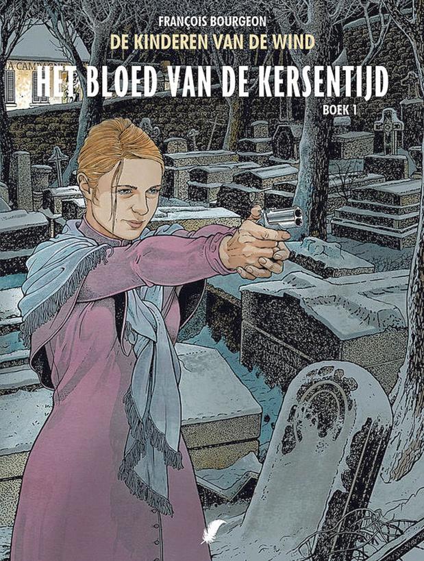 Het bloed van de kersentijd: Rue de l'Abreuvoir (De kinderen van de wind 7, boek 1)
