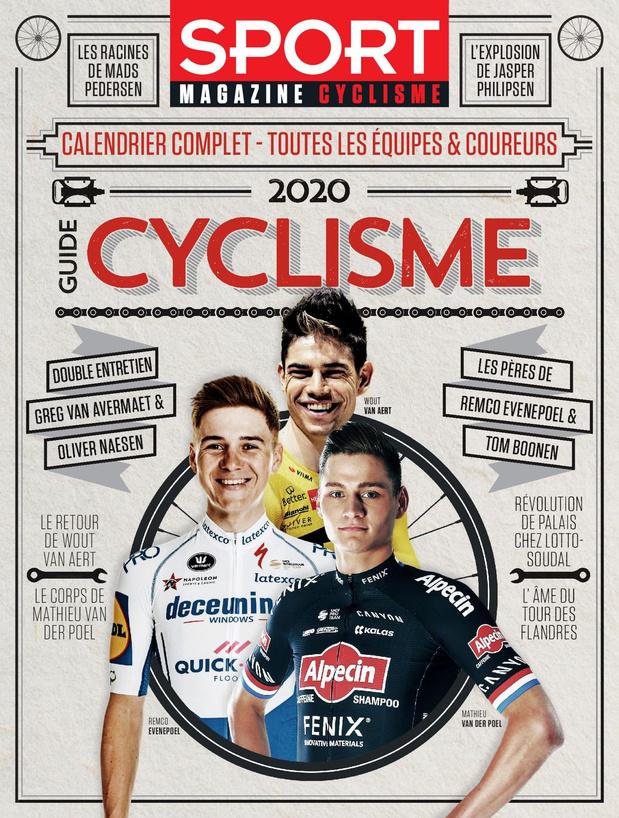 Le Guide Cyclisme 2020 est en librairie