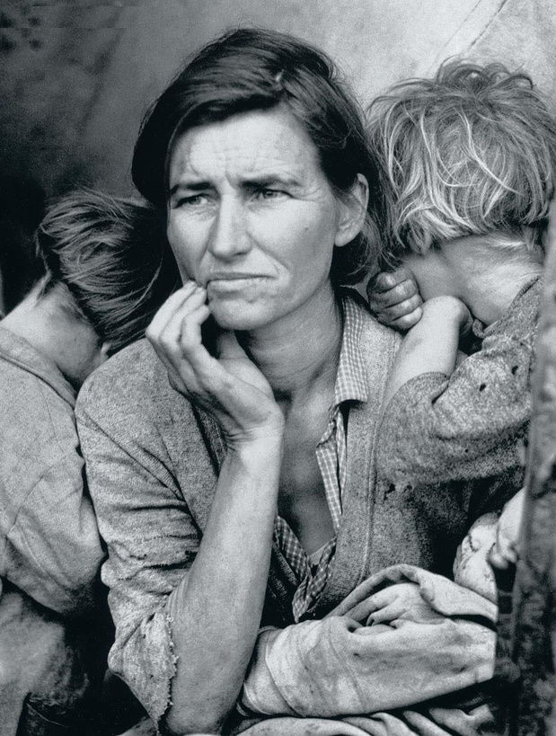 Ces photos qui racontent l'histoire des Etats-Unis: la terre nourricière