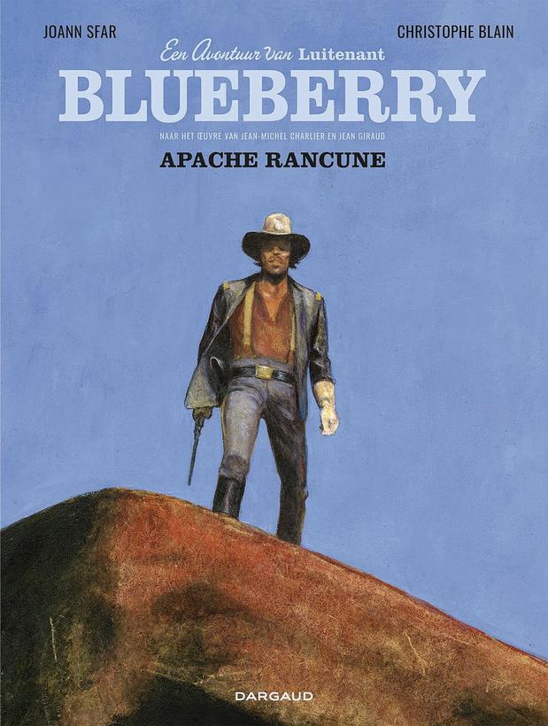 Apache Rancune (Een avontuur van luitenant Blueberry)