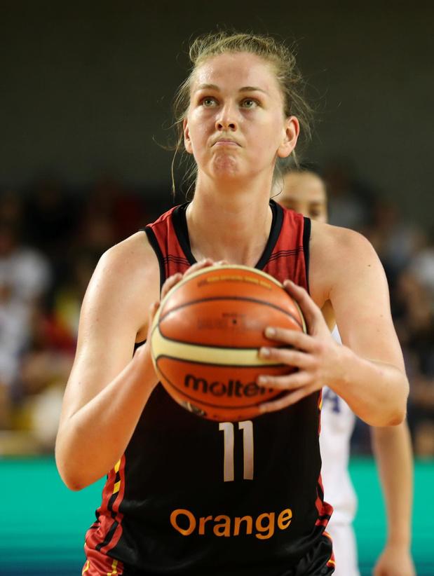 Ieperse basketster Emma Meesseman start binnenkort aan WNBA-competitie