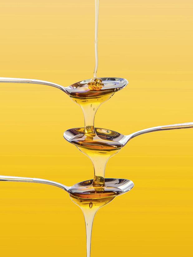 (Un peu de ) miel contre la toux