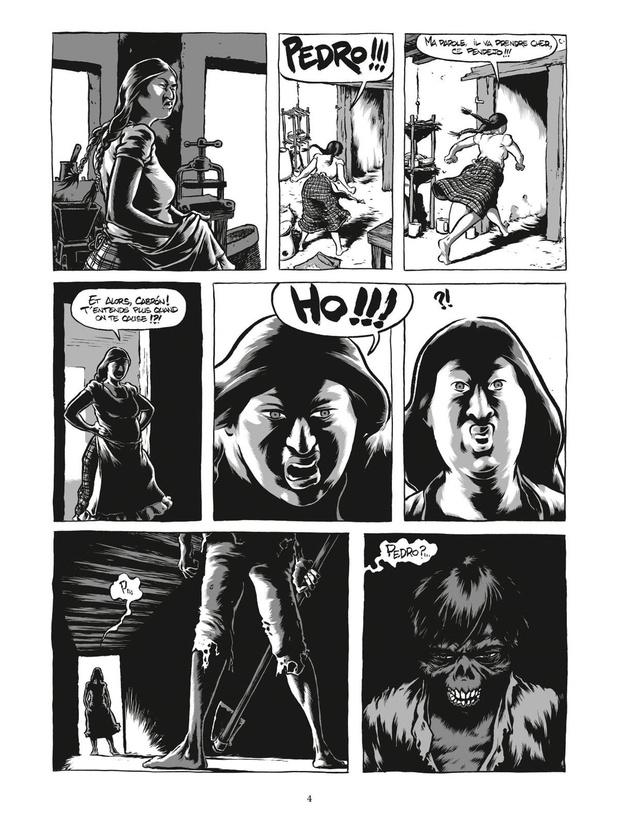Pistoleros et zombies