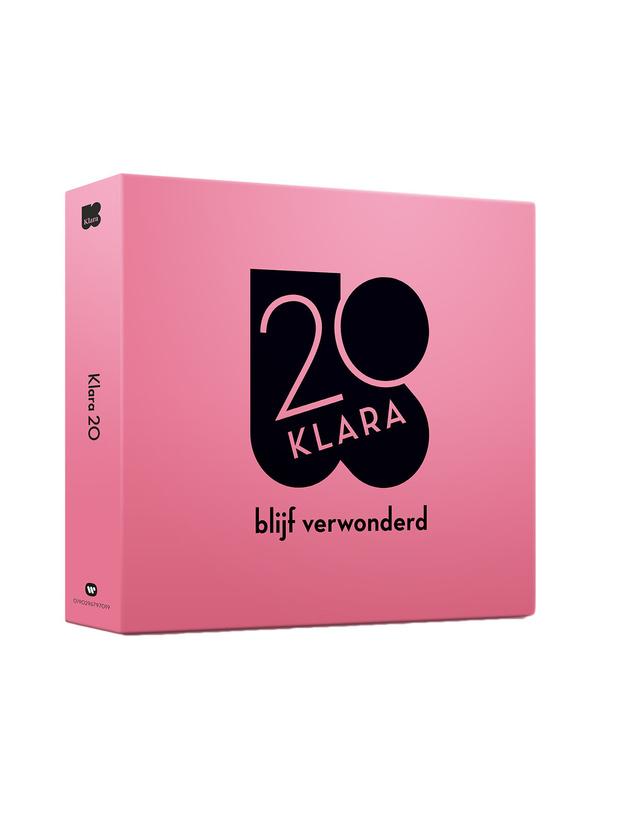 Klara is 20 in 2020