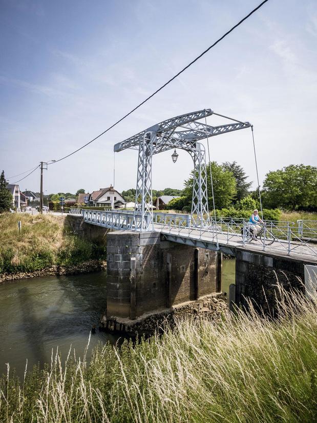 Entre Malines et Louvain, le long de la Dyle