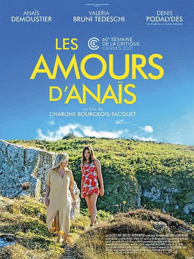 [critique ciné] Les Amours d'Anaïs: premier long métrage de Charline Bourgeois-Tacquet