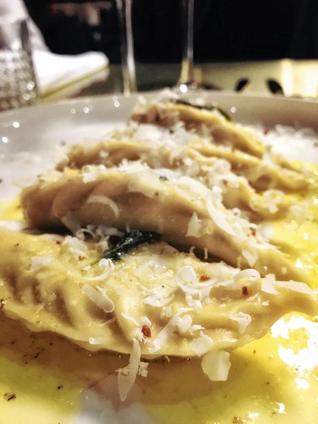 Le restaurant de la semaine: Villa Castelli, une maîtrise qui se joue des frontières