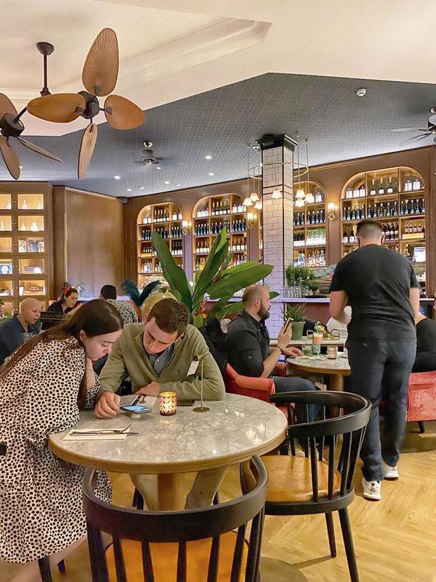 Le restaurant de la semaine: Le Conteur, le Moyen-Orient à partager