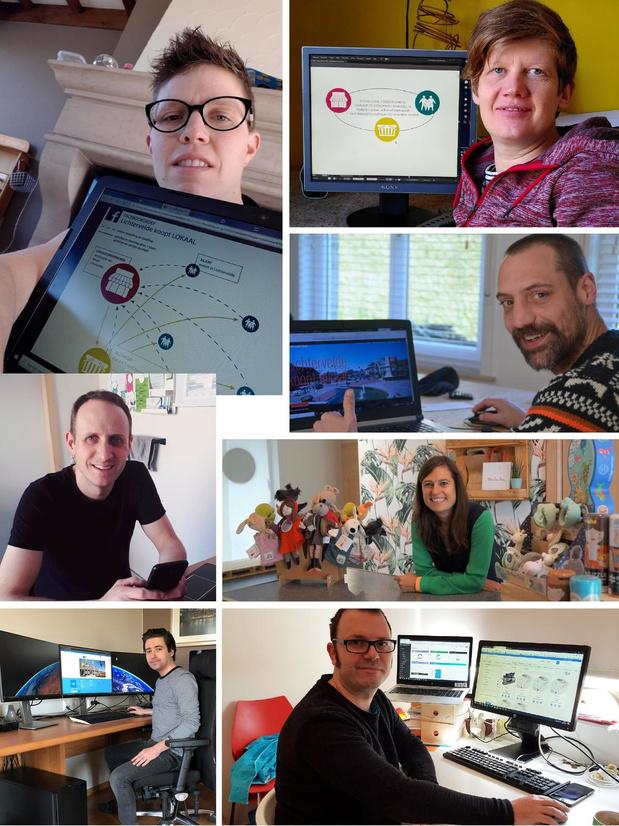 """Handelaars in Lichtervelde bundelen krachten met online platform: """"Meteen een enorme drive"""""""