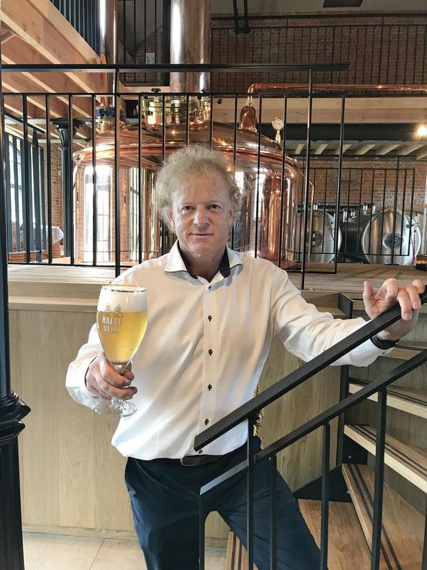 Expat wordt brouwerijdirecteur