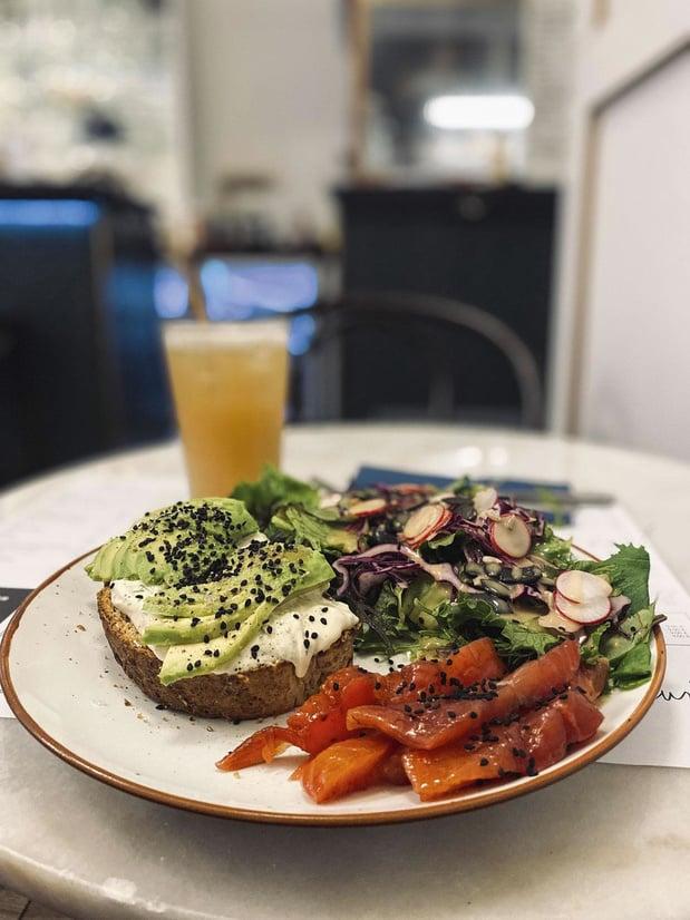 Le resto de la semaine: Café Fleuri, une étape namuroise incontournable pour son brunch quotidien