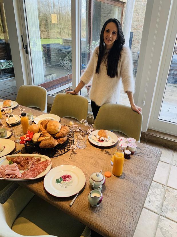 Sarah zorgt voor uitgebreid streekontbijt op zondag