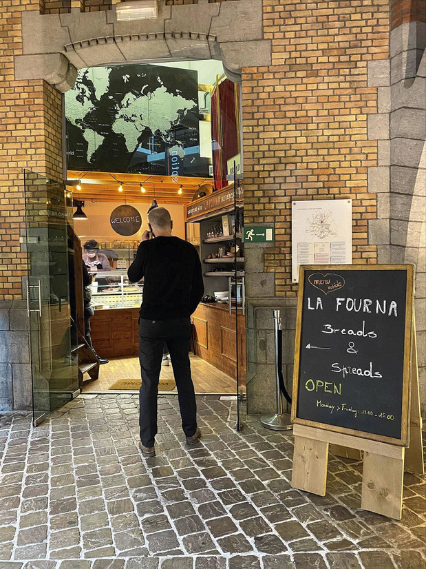 Notre resto take-away de la semaine: La Fourna, pains baladeurs