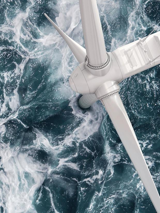 DEME mag palen van 2.000 ton plaatsen voor windmolenpark in Oostzee