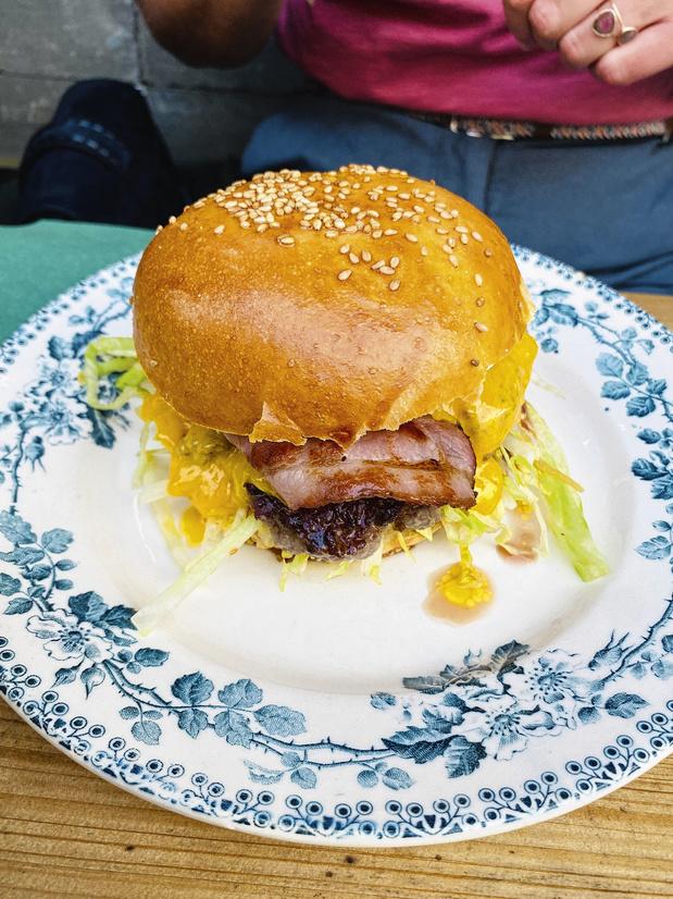 Le restaurant de la semaine: Bikette, cantine à burgers et buns préparés sur place