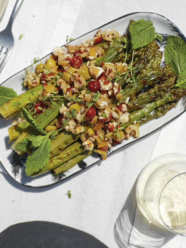 Festin au jardin: 2 recettes d'accompagnements sains