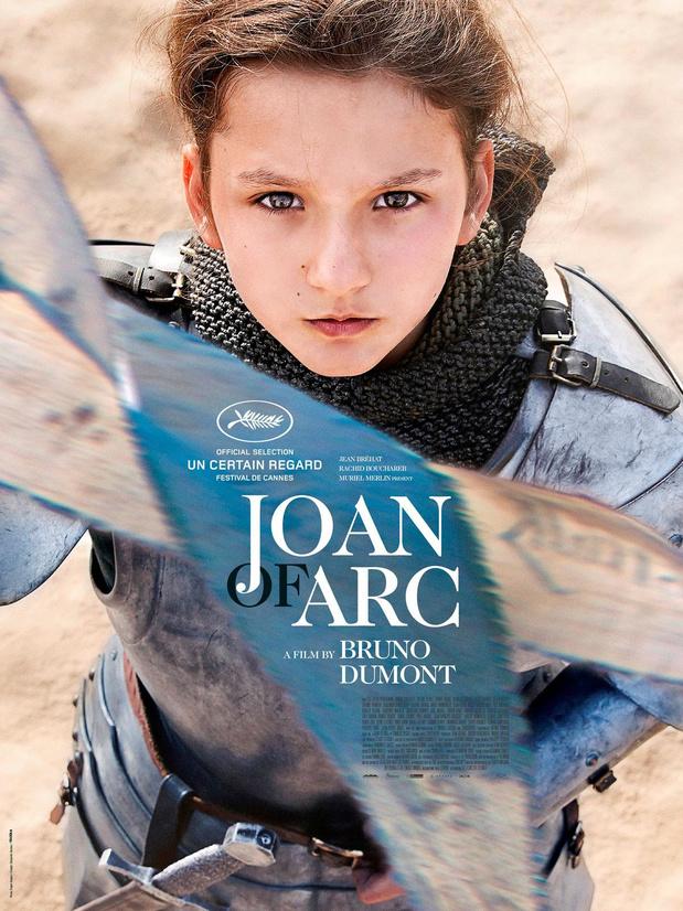 5x dvd Jeanne d'Arc