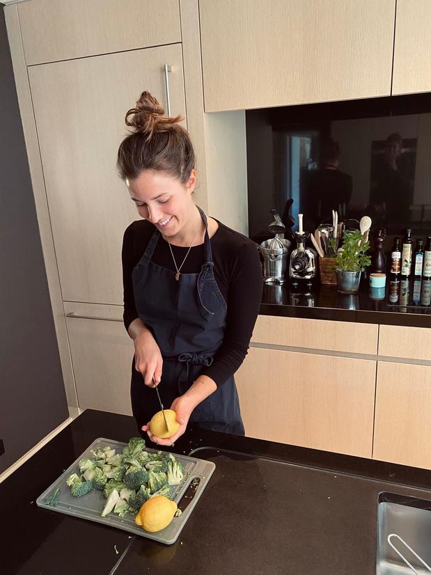 Les recettes d'Olivia Culliford, jeune cheffe en herbe