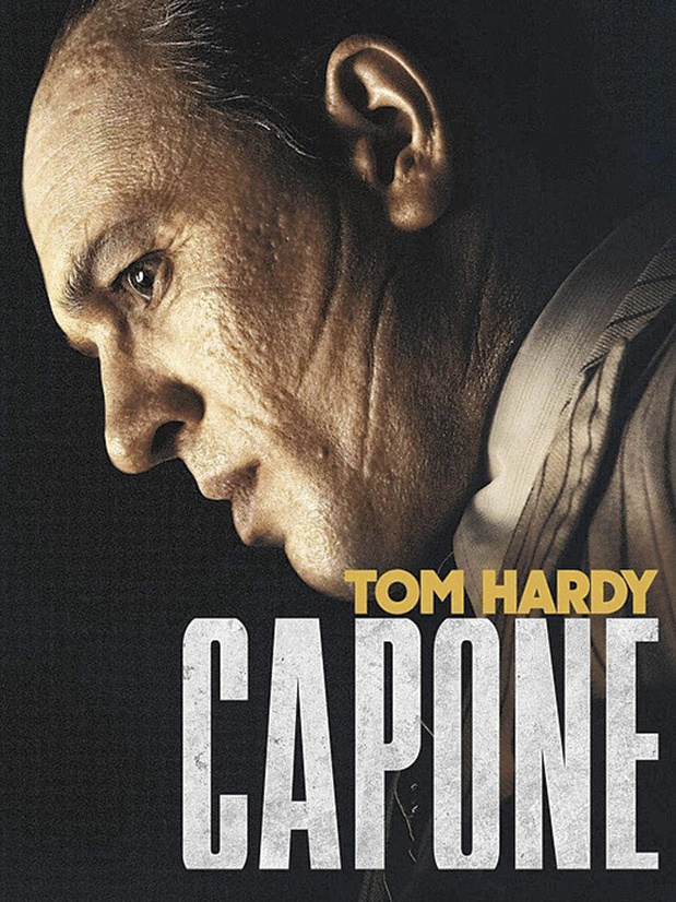 5x blu-ray Capone