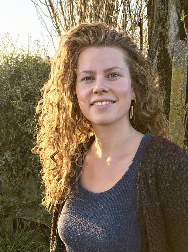 Bio Annelien Van der Borght