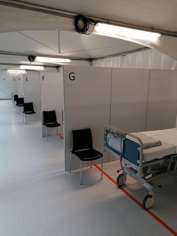 Jan Yperman Ziekenhuis breidt spoedafdeling preventief uit