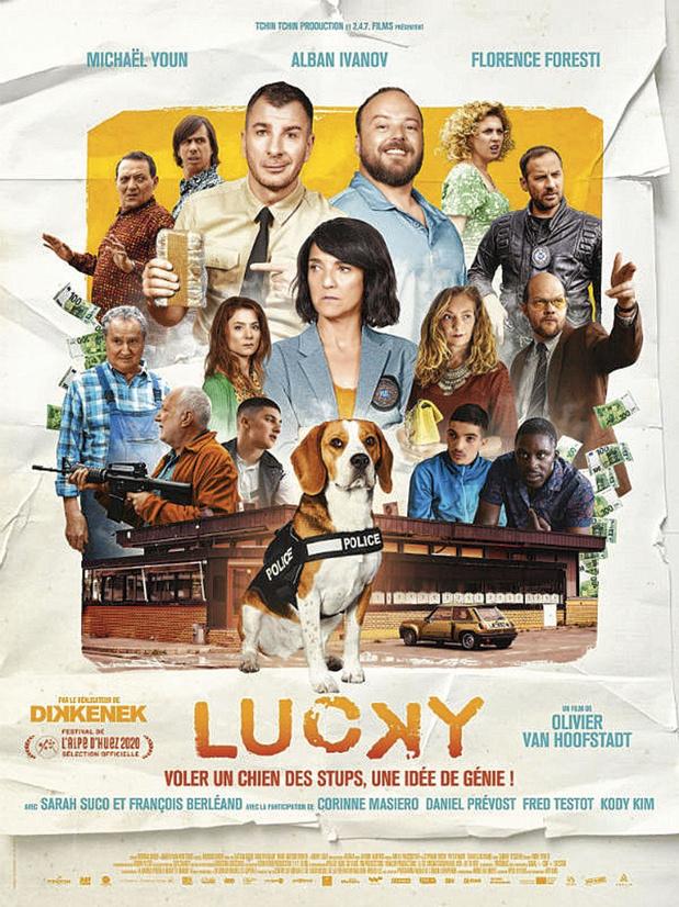 [Critique ciné] Lucky, d'Olivier Van Hoofstadt (Dikkenek)