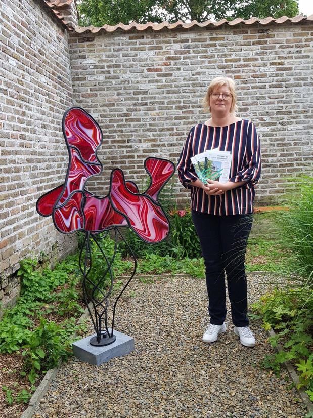 Beelden- en poëzieroute zorgt voor kunstige zomer in Lo-Reninge
