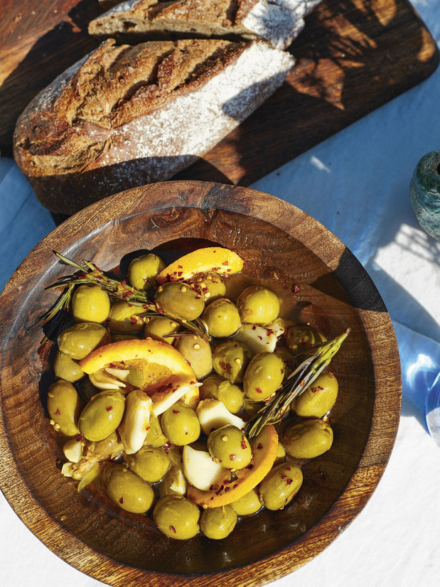 Festin au jardin: 2 recettes de zakouskis du Sud